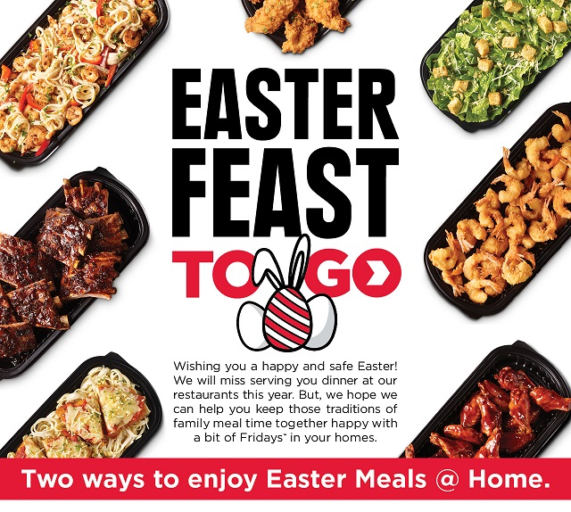 Easter Feast To Go